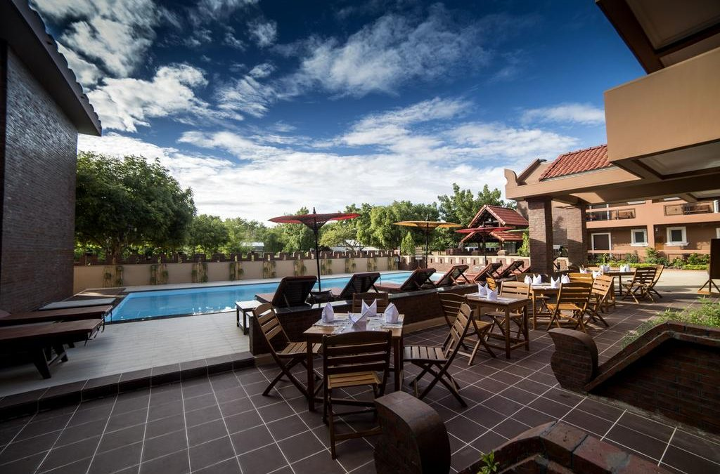 Hotel for Sale in Bagan – HS 1000
