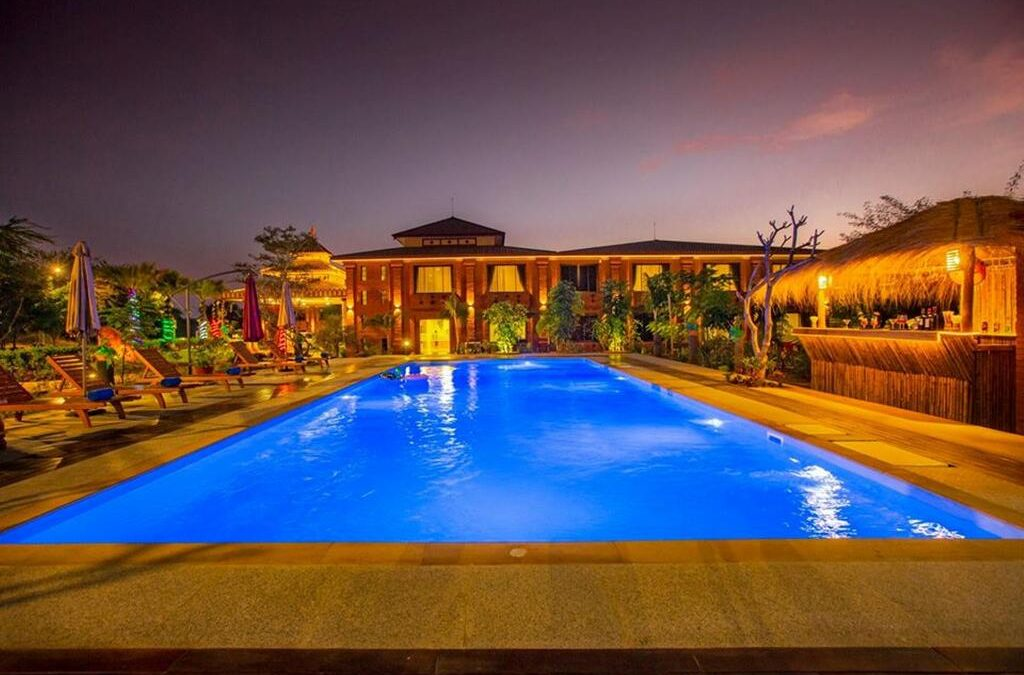 Hotel for Sale in Bagan – HS 1001