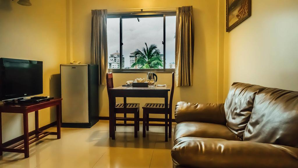 Hotel for Sale in Yangon – HS 1004