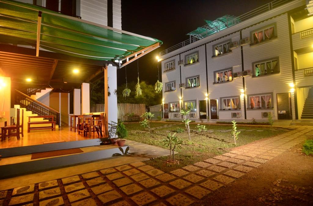Hotel for Sale in Bagan – HS 1007